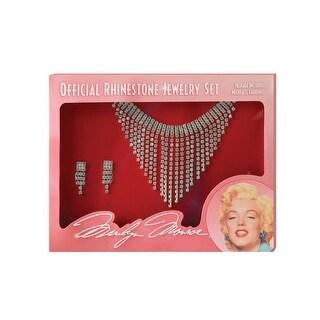 California Costumes Marilyn Monroe Jewelry Set - Silver