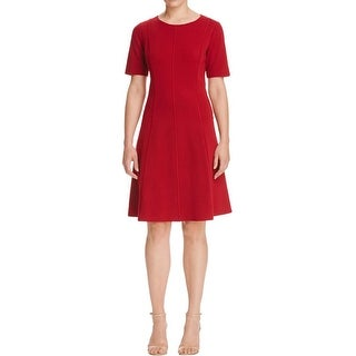 Lafayette 148 Womens Casual Dress Stretch A Line - xL