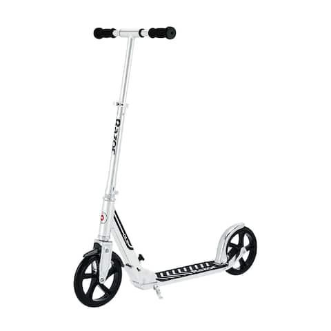Razor A5 DLX Kick Scooter (Silver)