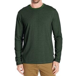 Nautica NEW Pacific Pine Green Men's Size XL Feeder Striped Shirt