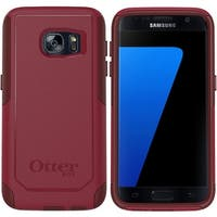 Flame Red OtterBox Commuter Series Case For Samsung Galaxy S7 - Flame Red