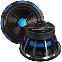 "Power Acoustik 10"" Woofer Dual 2 Ohm 2400W Max"
