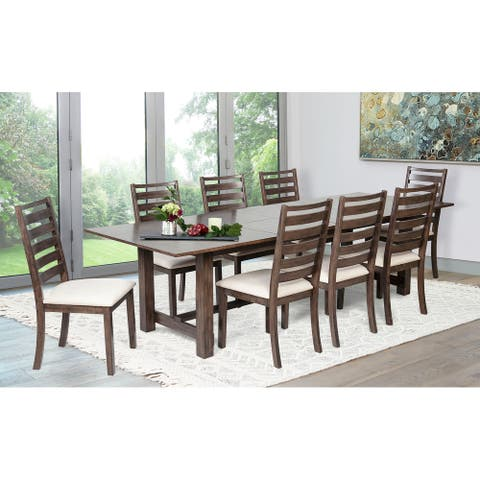 Abbyson Vicente Dining Set