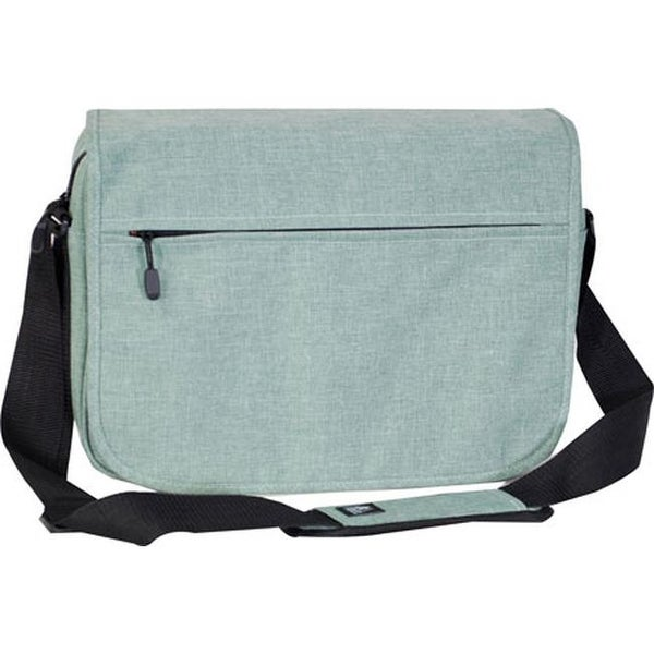 Blue One Size Everest Casual Messenger Briefcase