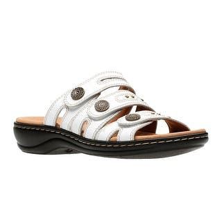 ad59d7fa13f Buy White Clarks Women s Sandals Online at Overstock