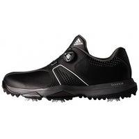 Adidas Men s 360 Traxion BOA Core Black Silver Golf Shoes Q44950-Q44954 49a535aed08