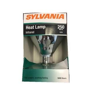 Sylvania 14664 Reflector Heat Lamp, 250 Watts