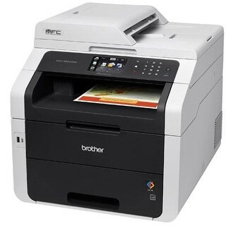Brother International - Mfc-9330Cdw - Digital Color All In One