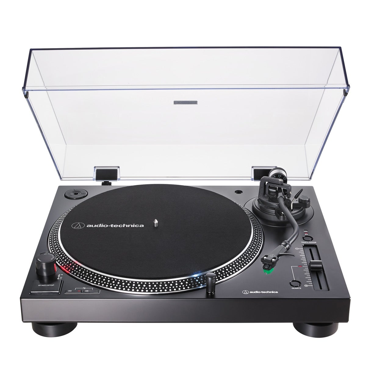 AudioTechnica AT LP120XUSB Direct Drive 3 Speed Turntable with USB Output