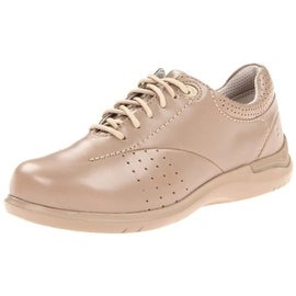 Aravon Womens Farren Leather Perforated Casual Shoes - 10 wide (c,d,w)