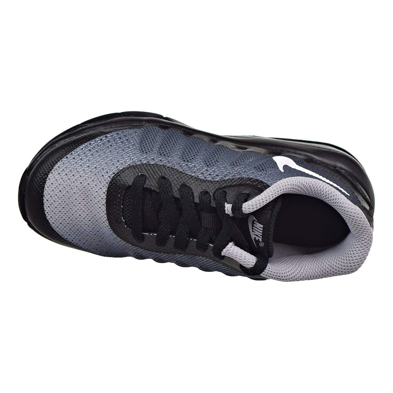 Nike Air Max Invigor Print (Ps) Little Kids Sneakers BlackWhiteWolf Grey Ah5259 001 (1 M Us)