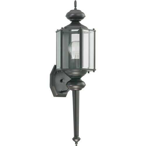 Quorum International Q712 Lantern 1 Light Outdoor Wall Sconce