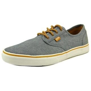 DVS Rico CT Round Toe Canvas Skate Shoe