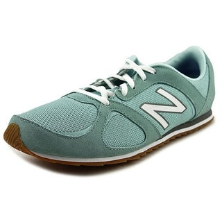 New Balance WL555 Women  Round Toe Synthetic Green Sneakers
