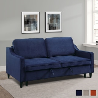 Link to Edelweiss Convertible Studio Sofa Bed Similar Items in Sofas & Couches