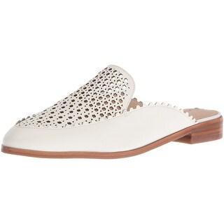 Via Spiga Women's Adelina Backless Slip-On Loafer
