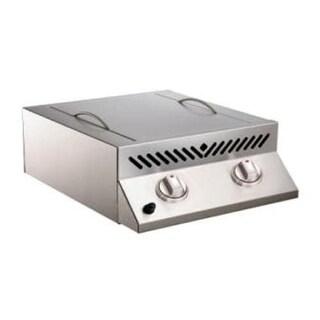 Napoleon BISZ300PFT 20.6 Inch Wide Built-In Liquid Propane Cooktop with Sizzle Zone