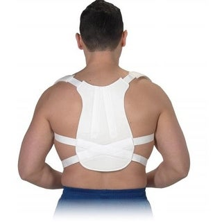 Bilt-Rite Mastex Health Shoulder Brace, White - Large