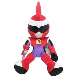 Capcom 12-inch Mega Man Battle Network Proto Man Plush Toy