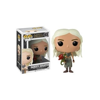 POP Game of Thrones Daenerys Targaryen Vinyl Figure