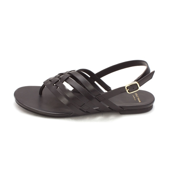Cole Haan Womens 14A4048 Open Toe Casual Platform Sandals