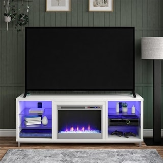 Link to Avenue Greene Westwood 70-inch Fireplace TV Stand Similar Items in TV Mounts & Stands