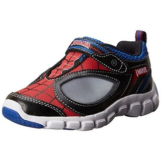Stride Rite Spidey Reflex Light Up Light-Up Athletic Shoes