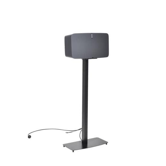 Universal Speaker Stand, Standing Speaker Mount Holder (Works with 2nd Gen Sonos PLAY 5)