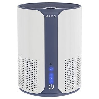 Link to Miko Quiet Air Purifier with True HEPA Filter Similar Items in Air & Water Filters