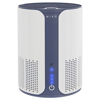 Miko Quiet Air Purifier with True HEPA Filter