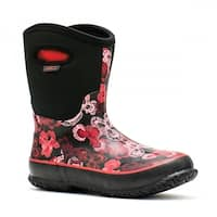 Perfect Storm Womens Cloud Mid Iris Boots