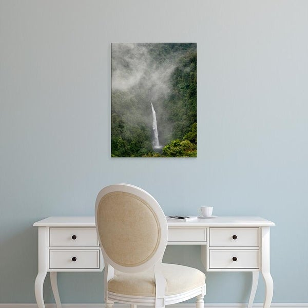 Easy Art Prints Rob Sheppard's 'Cloud Forest In Mountains' Premium Canvas Art