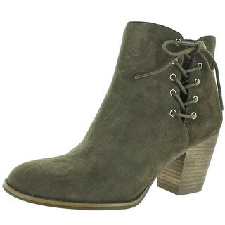 Jessica Simpson Yesha Women's Suede Ankle Booties