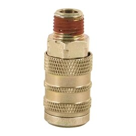 """Bostitch 1/4"""" Male Ind Coupler"""