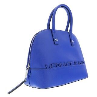 Versace EE1VOBBO5 E224 Grey Satchel - 14.5-11-6