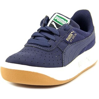 Puma GV Special Cvs Kid Youth Round Toe Synthetic Blue Sneakers