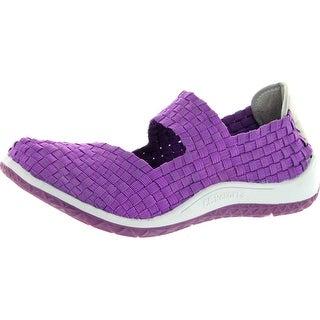 Static Footwear Resorts Womens Sammi Casual Flats Shoes
