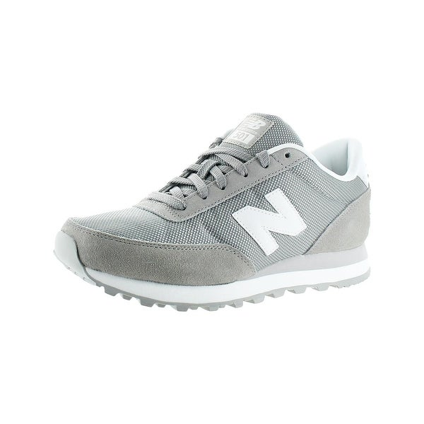 New Balance Mens 501 Running Shoes Suede Mesh