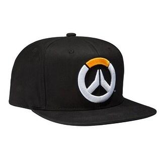 OverWatch Frenetic Snapback Hat Black - multi