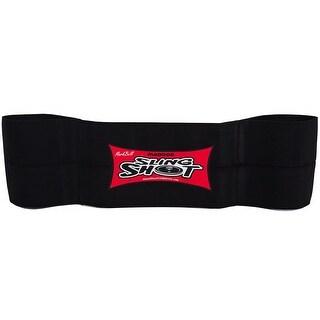 Sling Shot Mad Dog Level 4 Elastic Weight Lifting Training Support - Black