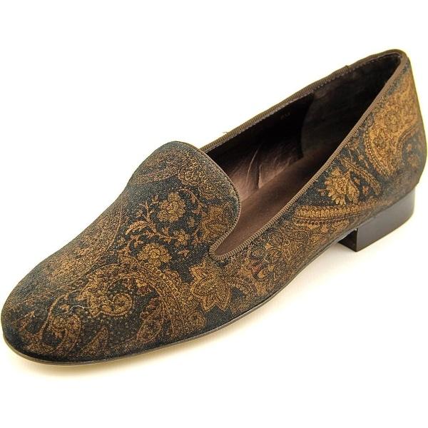 Vaneli Arlen Women N/S Round Toe Canvas Loafer