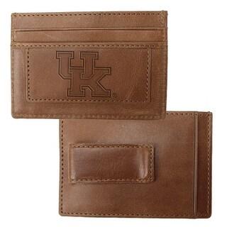 University of Kentucky Credit Card Holder & Money Clip