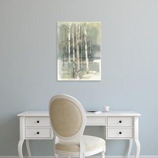 Easy Art Prints Avery Tillmon's 'Birch Grove I' Premium Canvas Art