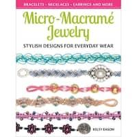 Kalmbach Publishing Books-Micro-Macrame Jewelry