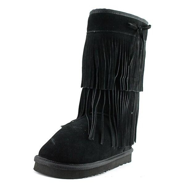 American Rag Senecah Women Black Snow Boots