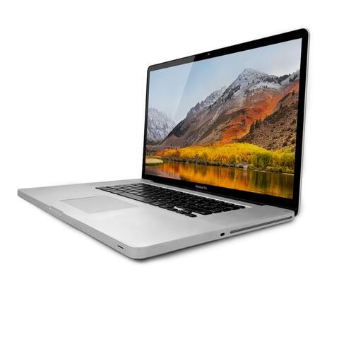 "17"" Apple MacBook Pro 2.3GHz Quad Core i7"