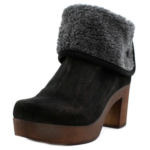 Eric Michael Yasmine Women Black Boots