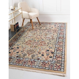 Link to Unique Loom Bristol Narenj Area Rug Similar Items in Rugs