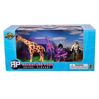 Rhode Island Novelty Safari Adventure POD Playset