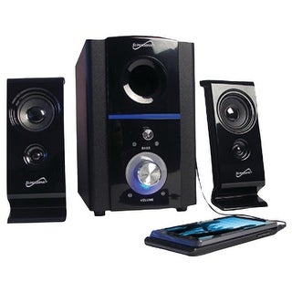 Supersonic 2.1 Multimedia Speaker System